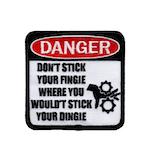 DANGER [felstav.]
