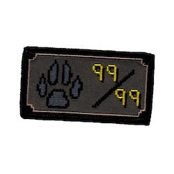 Hunter lvl 99