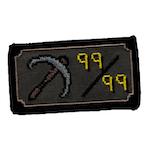 Mining lvl 99