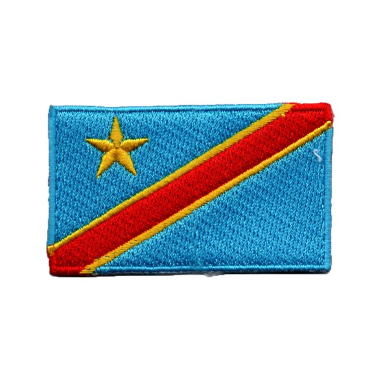 Flagga Kongo-Kinshasa/DRC