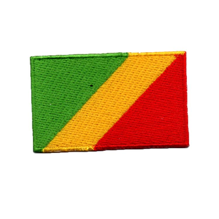Flagga Kongo-Brazzavilles