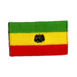 Flagga Bolivia