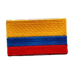 Flagga Colombia