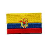 Flagga Equador