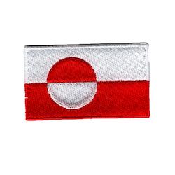 Flagga Grönland