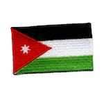 Flagga Jordanien