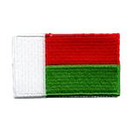 Flagga Madagaskar