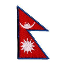 Flagga Nepal