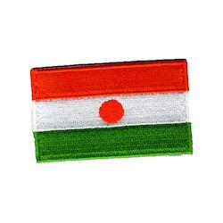 Flagga Niger