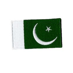 Flagga Pakistan