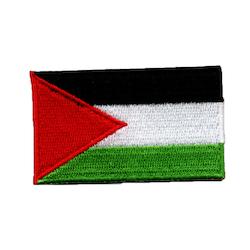 Flagga Palestina