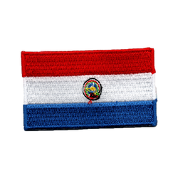 Flagga Paraguay