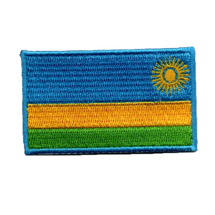 Flagga Rawanda
