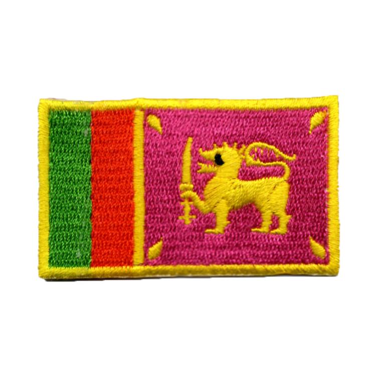 Flagga Sri Lanka