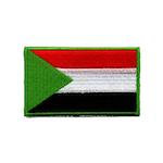 Flagga Sudan