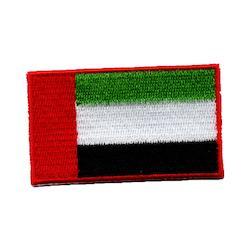 Flagga Förenade arabemiraten/UAE