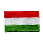 Flagga Ungern