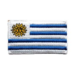 Flagga Uruguay