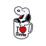 I love coffee - Snobben