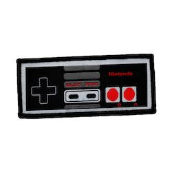 NES-kontroll Vävd/Broderad