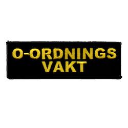 O-ordningsvakt