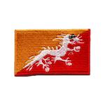 Flagga Bhutan