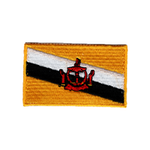 Flagga Brunei