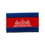 Flagga Kambodja