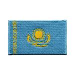 Flagga Kazakstan