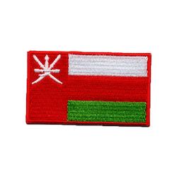Flagga Oman