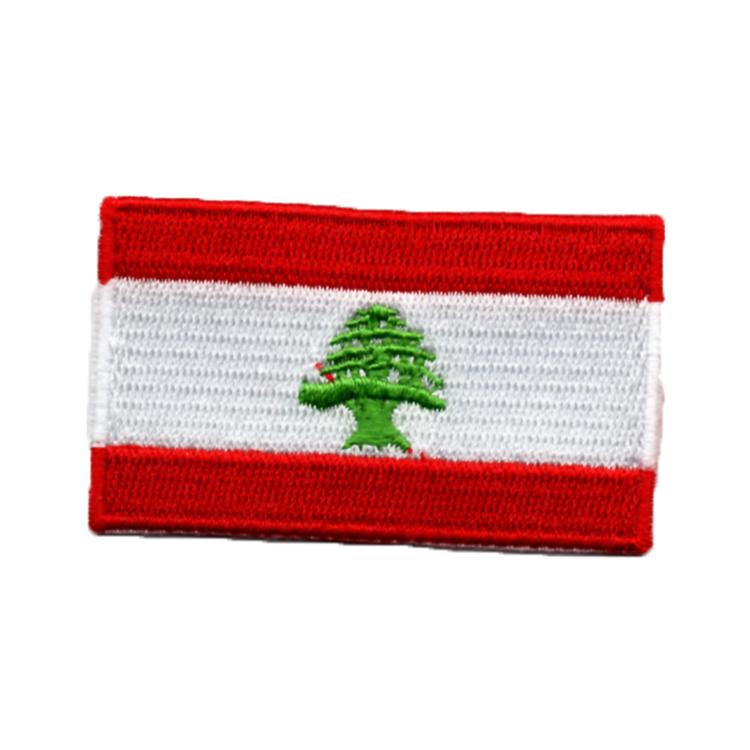 Flagga Libanon