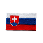 Flagga Slovakien