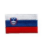 Flagga Slovenien