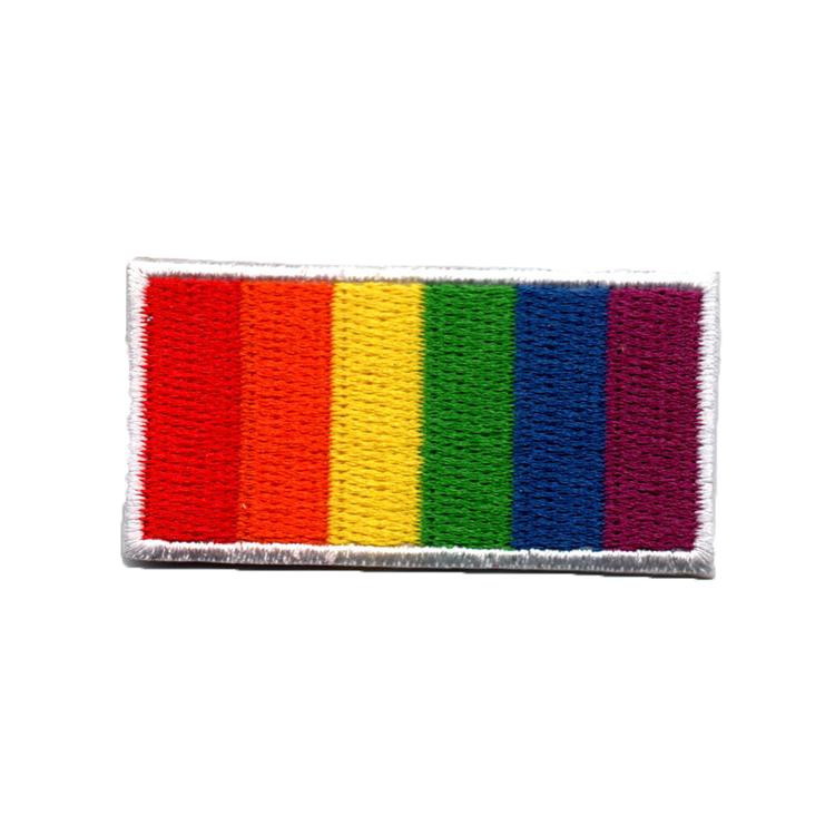 Prideflagga / Regnbågsflagga (Flera varianter)