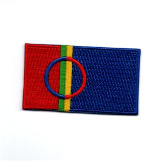 Flagga Sápmi