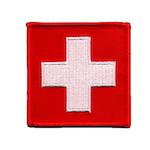 Sjukvård - Vitt kors - First aid
