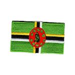 Flagga Dominica