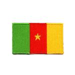 Flagga Kamerun