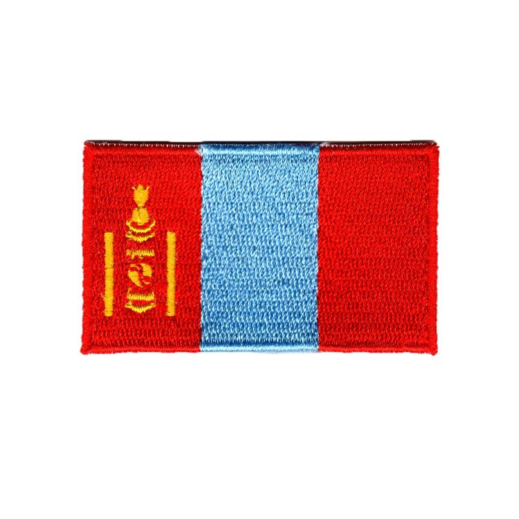 Flagga Mongoliet