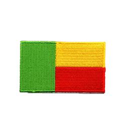 Flagga Benin