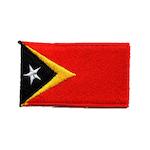 Flagga Östtimor / Timor-Leste