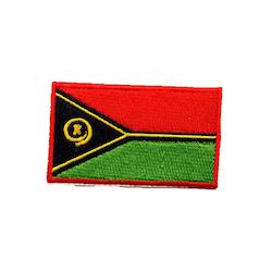 Flagga Vanuatu