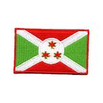 Flagga Burundi