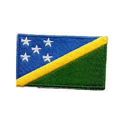 Flagga Salomonöarna