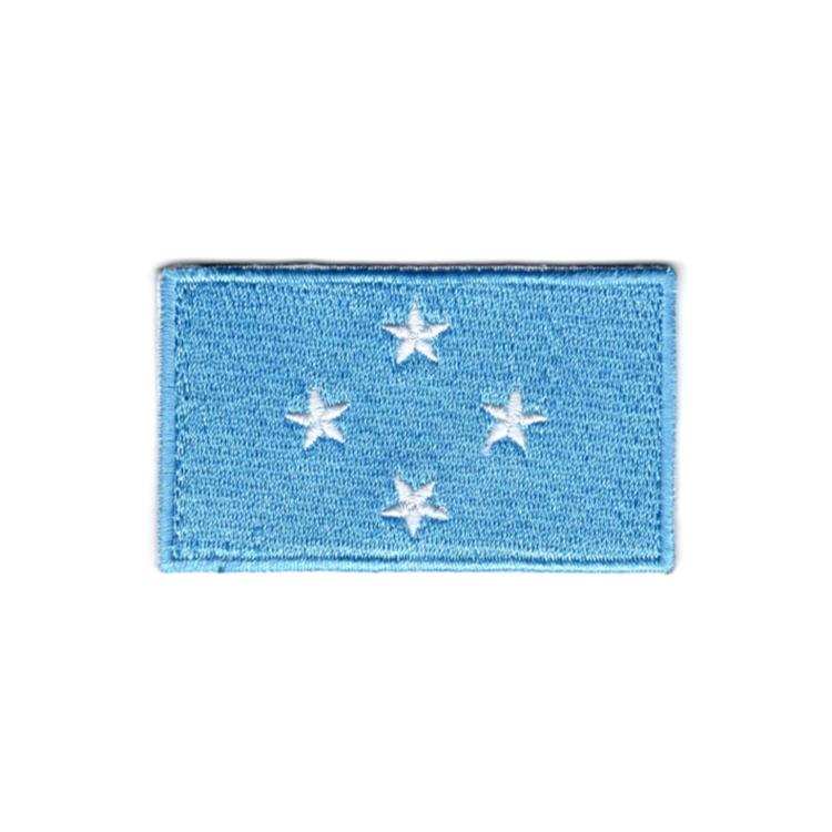 Flagga Mikronesiens federerade stater