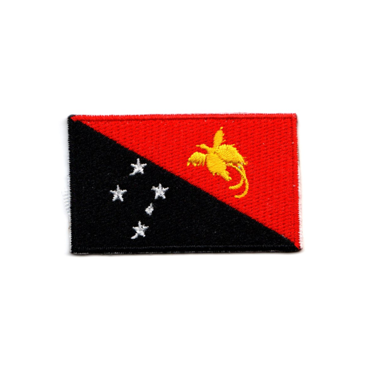 Flagga Papua Nya Guinea
