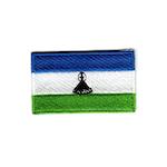 Flagga Lesotho