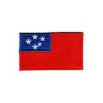 Flagga Samoa
