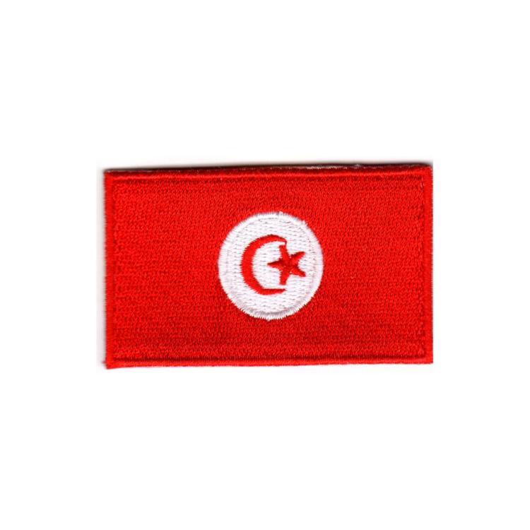 Flagga Tunisien