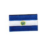 Flagga El Salvador